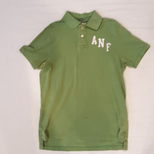 Lot of 2 Abercrombie and Fitch & Aeropostale shirt